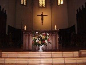 Eglise catholique Saint François de Sales Morges intérieur