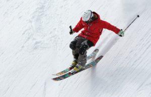 ski descente direction