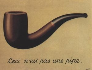 pipe Margritte