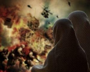 guerre violence réfugiés