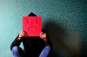 insatisfaction mécontent